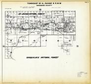 Township 32 N. Range 8 E.W.M., Hazel, Welton, Fortson, Snohomish County 1927